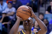 Chauncey Billups #1 of the Killer 3s attempts a shot against Tri-State during week three of the BIG3 three on three basketball league at BOK Center on July 9, 2017 in Tulsa, Oklahoma.