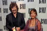 Rod Argent (L) attends the BMI Awards held at The Dorchester Hotel on October 5, 2010 in London, England.