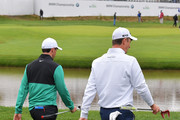 Rory McIlroy and Justin Rose Photos Photo