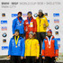 Martins Dukurs Photos - Men's Skeleton winners Sungbin Yun, Martins Dukurs, Axel Jungk, Tomass Dukurs, Christopher Grotheer and Alexander Tretiakov pose for a picture after the BMW IBSF Bobsleigh and Skeleton World Cup on November 18, 2017 in Park City, Utah. - BMW IBSF Bobsleigh + Skeleton World Cup