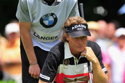 Bernhard Langer and Stefan Langer Photos Photo