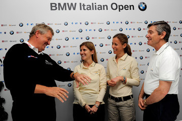 Gianpaolo Marini BMW Italian Open - Previews