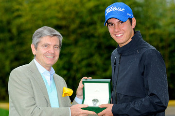 Gianpaolo Marini BMW Italian Open - Round One