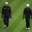 Rory McIlroy and Paul Lawrie Photos