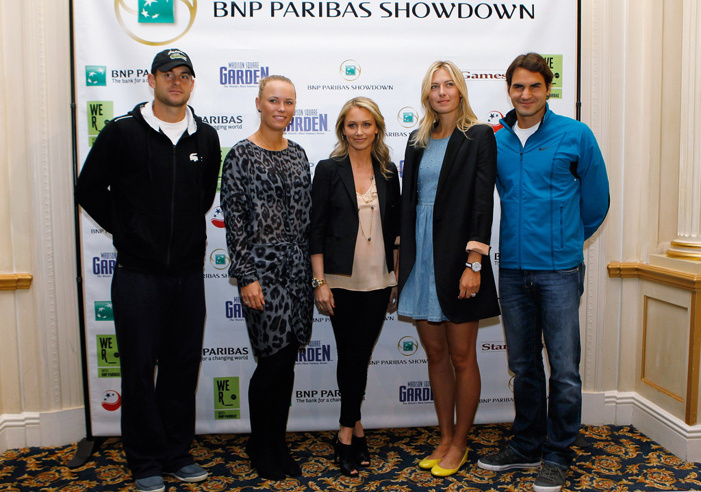 ¿Cuánto mide Maria Sharapova? - Altura - Real height BNP+Paribas+Showdown+PvpS45Tpq7Xx