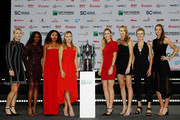Angelique Kerber and Petra Kvitova Photos Photo