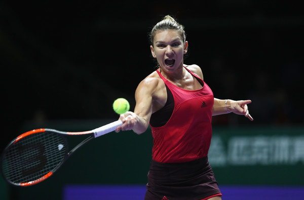 Simona Halep Credits Self-Belief For Rise To No.1 As She Targets Grand Slam Glory