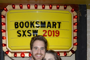 """Ben Platt and Beanie Feldstein attend the afterparty for """"BOOKSMART"""" World Premiere at SXSW Film Festival on March 10, 2019 in Austin, Texas."""