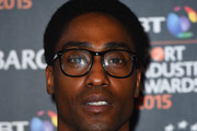 Singer Simon Webbe poses on the red carpet at the BT Sport Industry Awards 2015 at Battersea Evolution on April 30, 2015 in London, England. The BT Sport Industry Awards is the most prestigious commercial sports awards ceremony in Europe, where over 1750 of the industryÂ's key decision-makers mix with high profile sporting celebrities for the most important networking occasion in the sport business calendar.