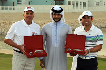 His Highness Shaikh Nasser Bin Hamad al Khalifa Bahrain Invitational - Day Two