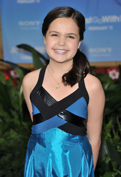 Bailee Madison just go with it