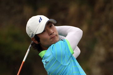 Kim Dae-Hyun Ballantine's Championship - Day Three