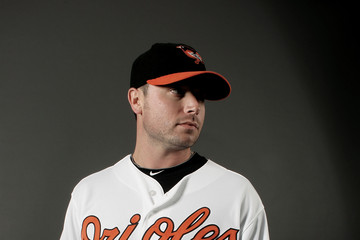 Cla Meredith Baltimore Orioles Photo Day