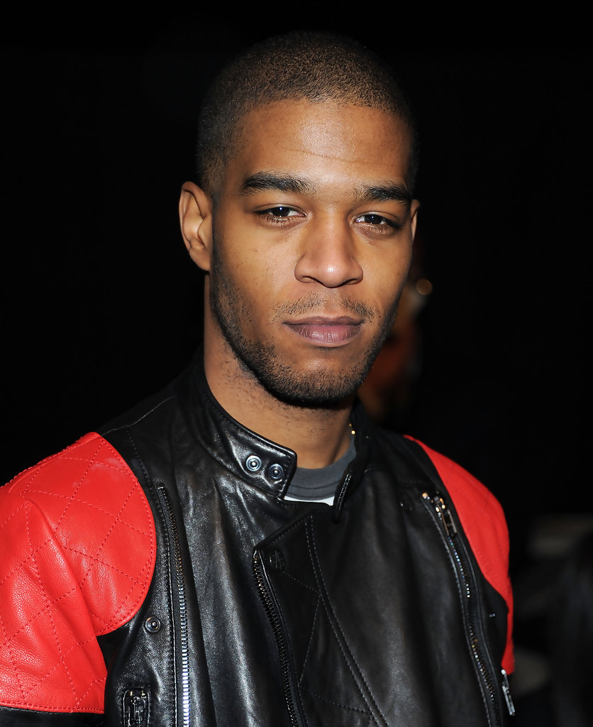 Kid Cudi Photos Photos Band Of Outsiders Front Row Backstage