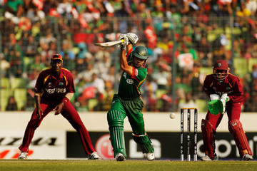 Abdur Razzak Bangladesh v West Indies: Group B - 2011 ICC World Cup