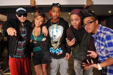 Tevin The Bangz Music Video Shoot Featuring The New Boyz