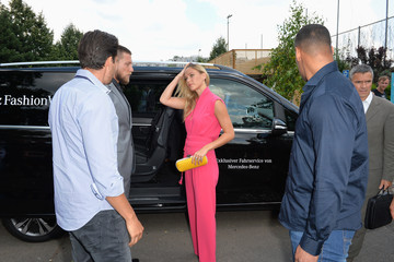 Bar Refaeli Arrivals at Laurel