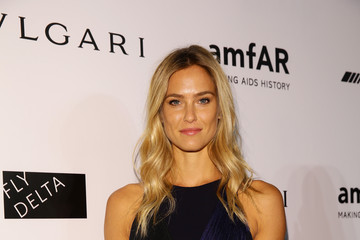 Bar Refaeli amfAR Milano 2014 - Arrivals - Milan Fashion Week Womenswear Spring/Summer 2015