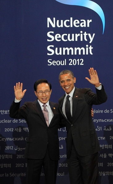 2012 Seoul Nuclear Security Summit Begins
