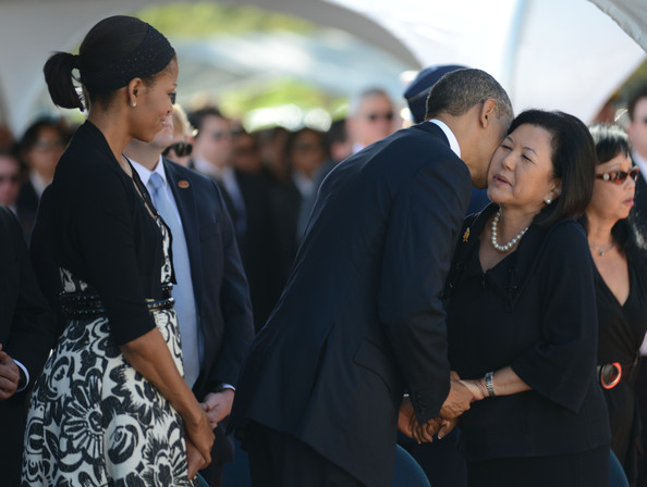 Obama meets squad that killed bin laden as approval rating jumps.