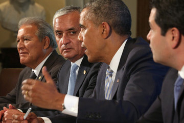 Barack Obama Barack Obama Meets Latin American Leaders