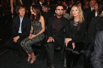 Barbara Bach Inside the 56th Annual Grammy Awards — Part 2