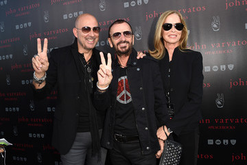 Barbara Bach John Varvatos Celebrates International Day Of Peace With A Special Performance By Ringo Starr And An All Starr Band