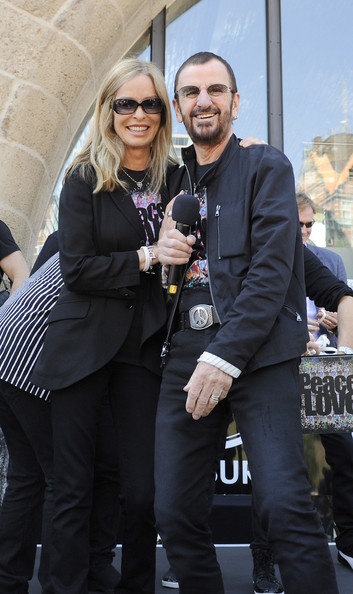 Barbara Bach Pictures - Ringo Starr Opens Hard Rock Cafe ...
