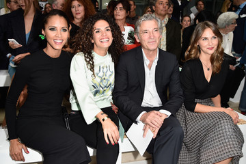 Barbara Cabrita John Galliano : Front Row - Paris Fashion Week Womenswear Spring/Summer 2015