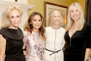 Barbara Guggenheim Angella Nazarian's Book Launch Party for 'Visionary Women' at Joyce Arad Residence
