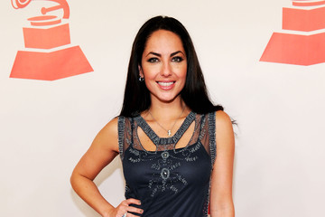 Barbara Mori 2011 Latin Recording Academy Person Of The Year Honoring Shakira - Red Carpet