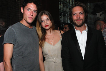 Barbara Palvin Celebrities Arrive at the 4th Annual Solstice Presented by amfAR's generationCURE
