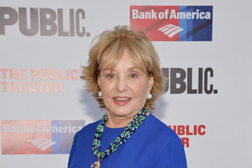 Barbara Walters Arrivals at the 'One Thrilling Combination' Celebration