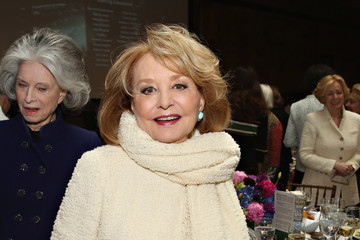 Barbara Walters New York Public Library Lunch 2016: A New York State of Mind