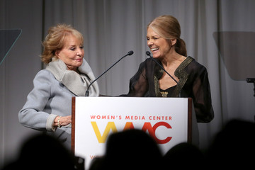 Barbara Walters Inside the Women's Media Awards