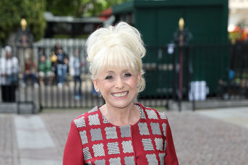 Barbara Windsor Ronnie Corbett Memorial Service - Arrivals