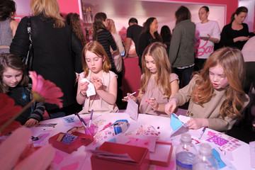 Grier Hammond Henchy Barbie The Dream Closet Playdate at Lincoln Center, Saturday February 11th
