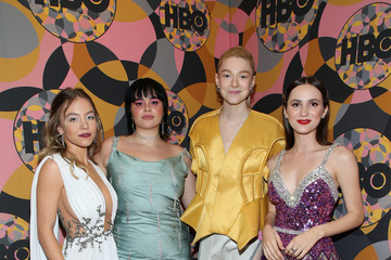 Barbie Ferreira HBO's Official Golden Globes After Party - Red Carpet