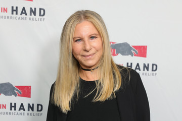 Barbra Streisand Hand in Hand: A Benefit for Hurricane Relief - Los Angeles - Press Room