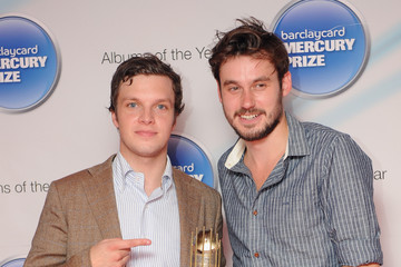 Friendly Fires The Barclaycard Mercury Prize - Press Room