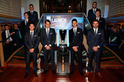 Milos Raonic and Stan Wawrinka Photos Photo