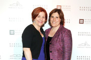 (L-R) City Council speaker Christine C. Quinn and Kim Catullo attend Barneys New York Cocktail Party Benefiting Americans For Marriage Equality Program>> at Barneys New York on September 7, 2012 in New York City.