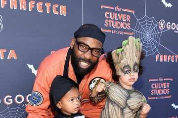 Baron Davis GOOD+ Foundation Halloween Bash Presented by Beautycounter, Delta Air Lines and Farfetch at the Culver Studios
