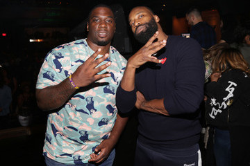 Baron Davis TIDAL x SPRINT 4:44 Album Listening Event