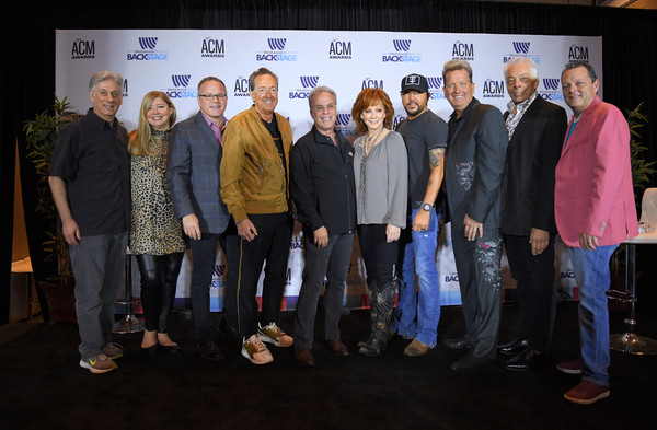 54th Academy Of Country Music Awards Host Press Conference