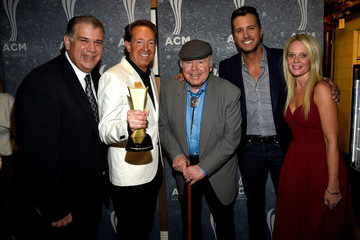 Barry Adelman 9th Annual ACM Honors - Backstage and Audience