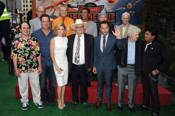Barry Corbin Dane Cook 'Planes: Fire & Rescue' Premieres in Hollywood — Part 3