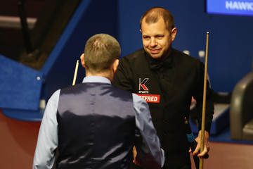 Barry Hawkins World Snooker Championship - Day Fourteen