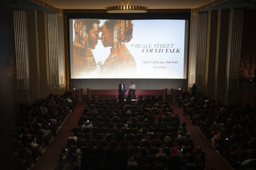 Barry Jenkins 'If Beale Street Could Talk' Screening And Conversation With Ta-Nehisi Coates