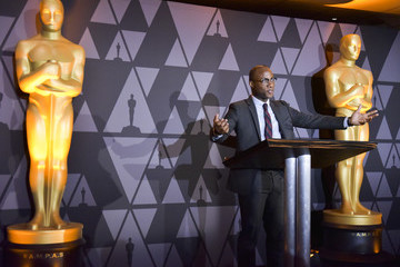 Barry Jenkins The Oscars Foreign Language Film Award Directors Reception